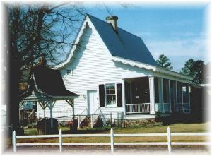 Historic Wolfe House